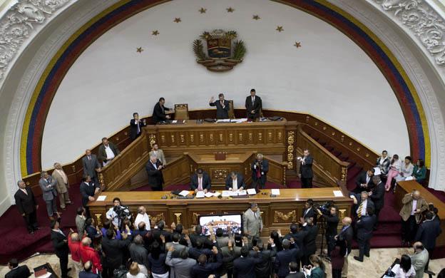 Sesión de la Asamblea