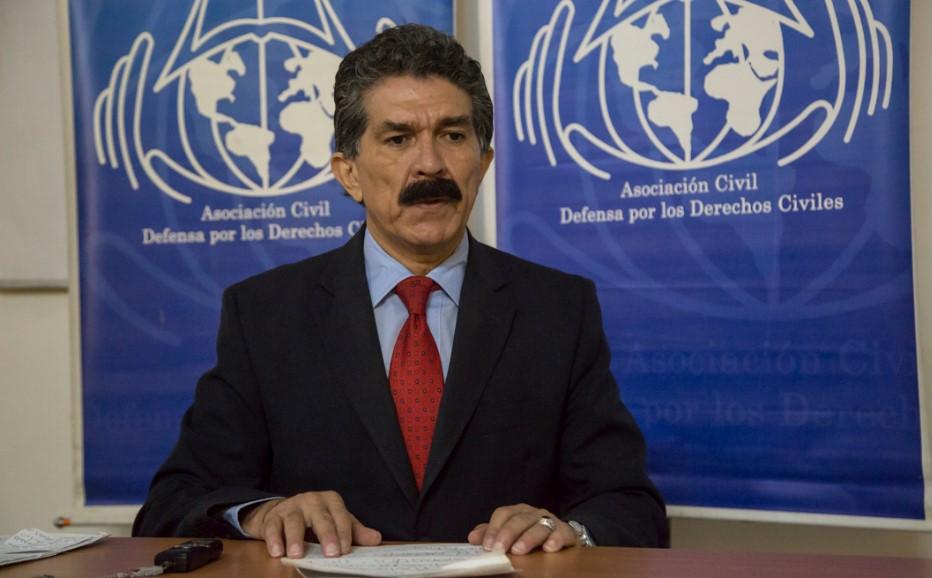 Rafael Narváez: Es un acto criminal que se pida el carnet de la patria para comprar gasolina - servicio