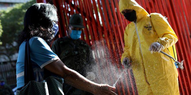 10 fallecidos y 1.226 nuevos contagios por Covid-19 en Venezuela