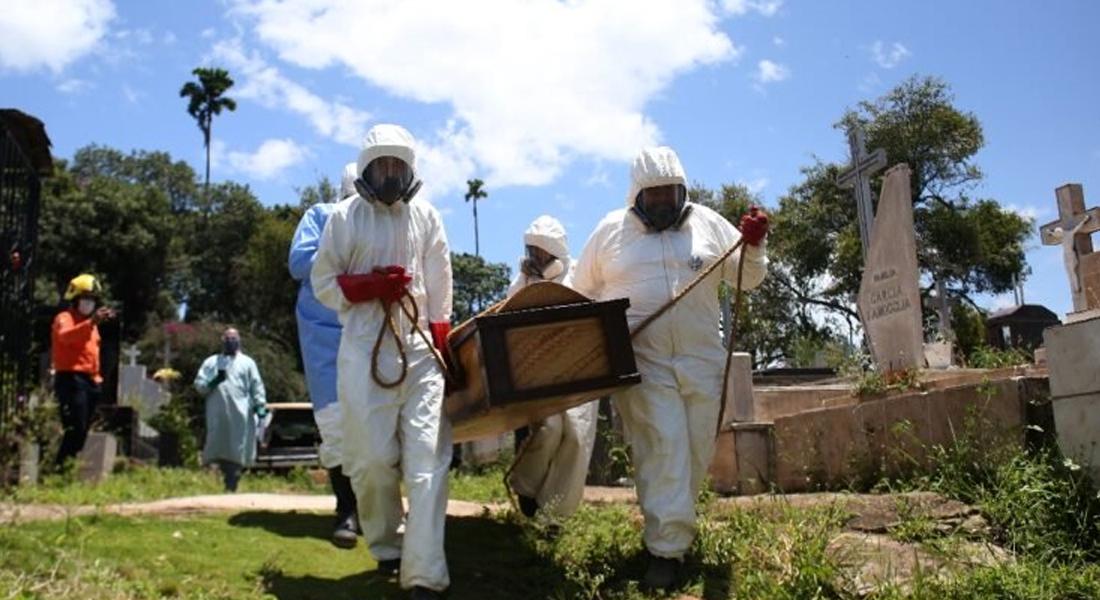 #Covid19 | Venezuela superó las 900 muertes por contagios