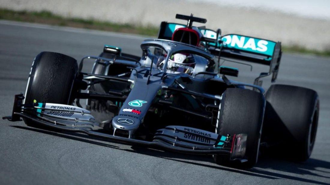 Escudería Mercedes podría coronarse este fin de semana