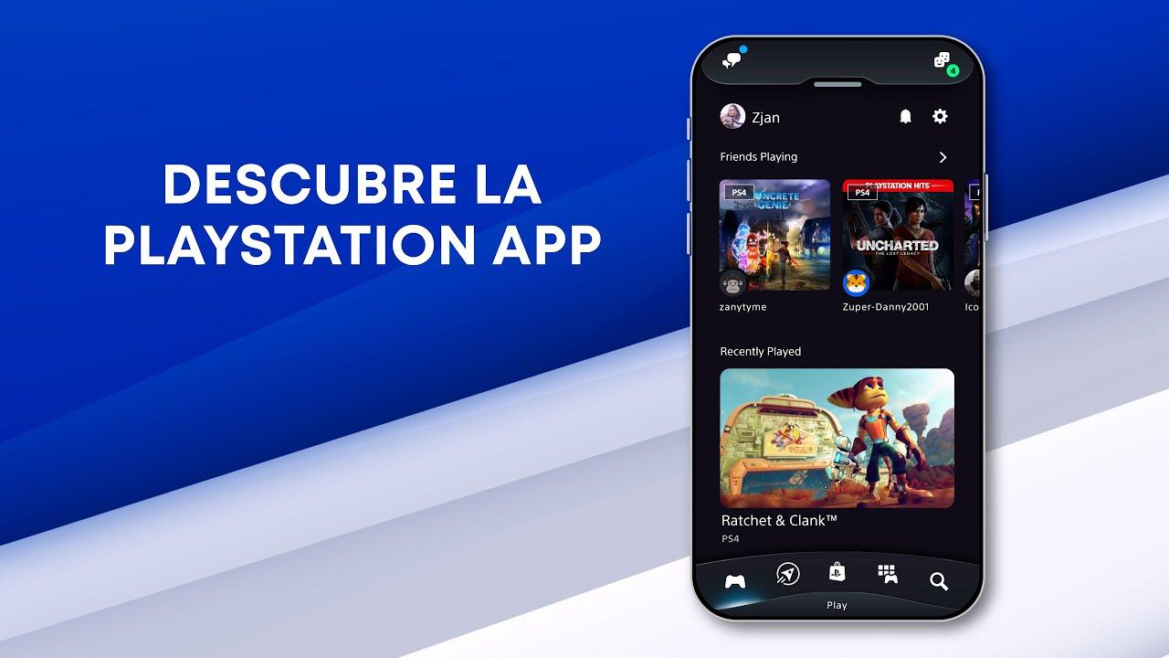 playstation app - sony