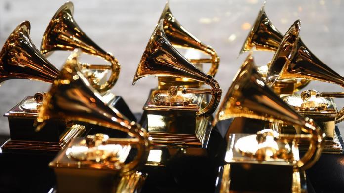 nominados a los grammy