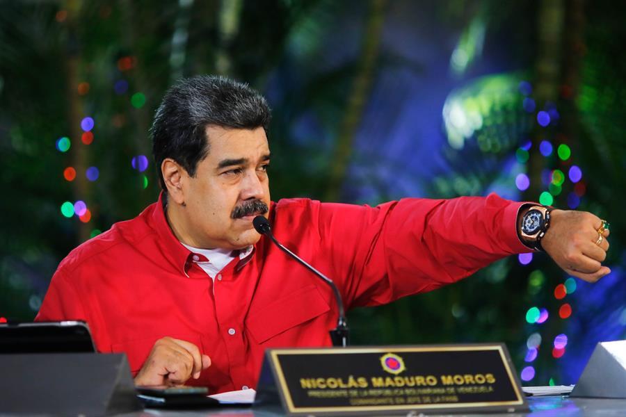 """Maduro: """"Si el 6D gana la oposición me voy de la Presidencia"""""""