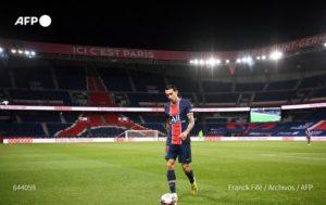 Ángel Di María fue víctima de robo mientras disputaba un partido con el PSG