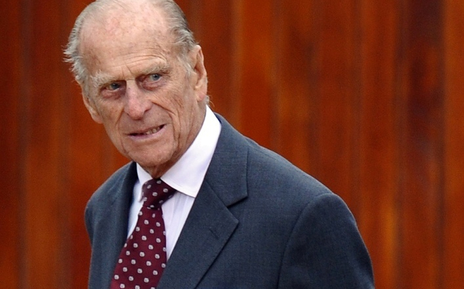 ataúd príncipe Felipe Foto AFP