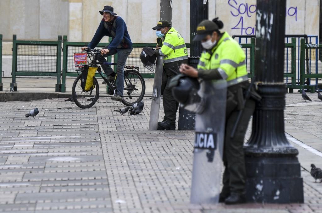 Bogotá - AFP