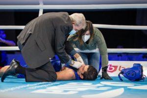 Boxeador Foto: PA Images