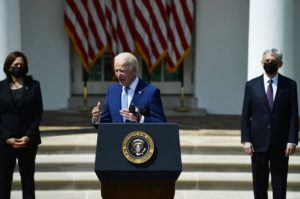 joe biden Estados Unidos Foto AFP