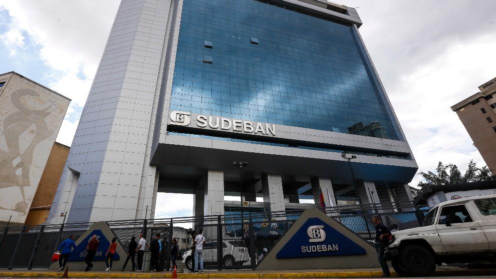 Sudeban | Foto: Cortesía