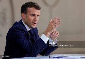 Emmanuel Macron - Francia