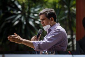 Ocariz denunció que Héctor Rodríguez politiza aplicación de la vacuna anticovid