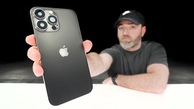 iPhone 13 Pro Max: así se vería el nuevo móvil de Apple, según Unbox Therapy