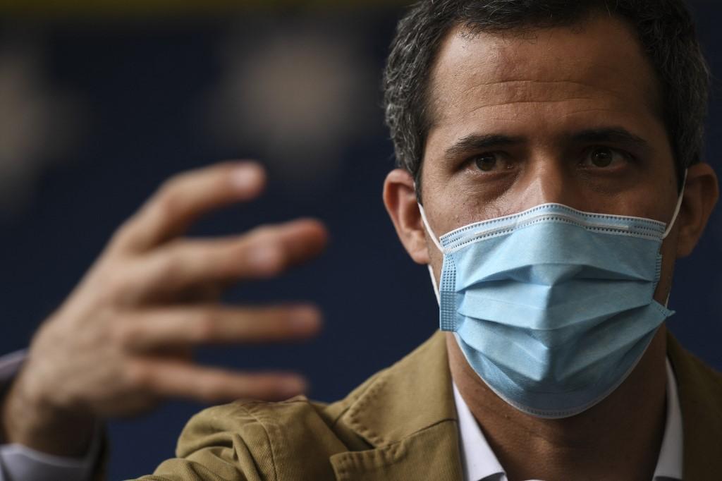 Juan Guaidó. Foto: AFP