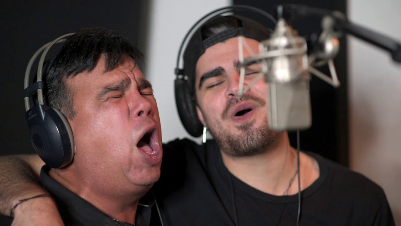 Miguel y Jonathan Moly. Foto: Twitter